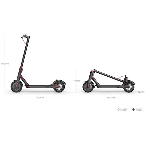 The e-Scooter