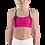 "Thumbnail: Incredibooty™ ""Wonder Woman"" Athletic Sports Bra"