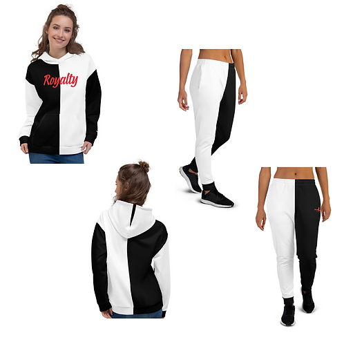 "Incredibooty™ ""Camo"" Athletic Sweatsuit Matching Set"