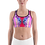 "Thumbnail: Incredibooty™ ""Art Splash"" Athletic Sports Bra"