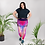 "Thumbnail: Incredibooty™ Plus Size ""Art Splash"" Premium 2pc Leggings Set"