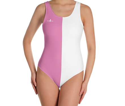 Incredibooty™ One Piece Swimsuit| Pink Power!