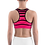 """Thumbnail: Incredibooty™ """"Fearless Pink"""" Premium 2pc Short Set"""