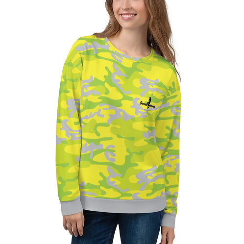 "Incredibooty™ ""Camo"" Athletic Sweatshirt"