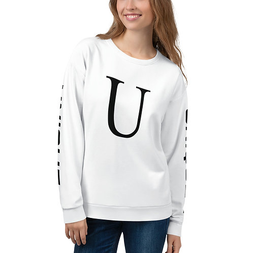 "Incredibooty™ ""Unique"" Athletic Sweatshirt"