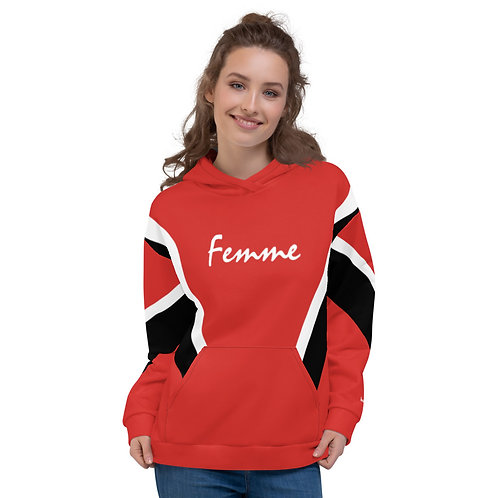 "Incredibooty™ ""Femme"" Athletic Hoodie"