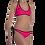 Thumbnail: Incredibooty™Reversible Swimsuit- Pink/White