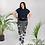 "Thumbnail: Incredibooty™ Plus Size ""I AM The Grind"" Premium 2pc Leggings Set"