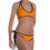 Thumbnail: Incredibooty™Reversible Swimsuit- Orange/ White