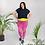 "Thumbnail: Incredibooty™ Plus Size ""Elastic Snapback"" Premium 2pc Leggings Set"