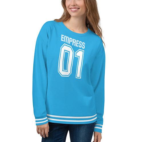 """Incredibooty™ """"Empress 01"""" Athletic Sweatshirt"""