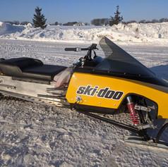 Ski-Doo Snowmobile