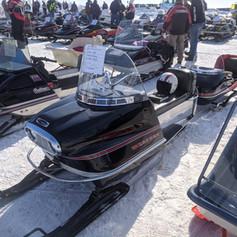 Mercury Snowmobiles