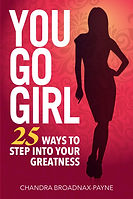 YouGoGirl 25 Ways to Step Into Your Grea