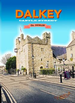 Duscover Dalkey - Dalkey Castle 5x7