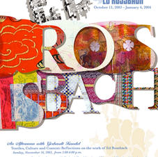 Ed Rossbach Postcard