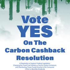 Carbon Cashback Poster