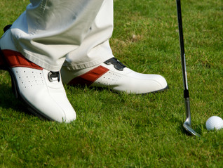 Golf and Insoles - how do they help?