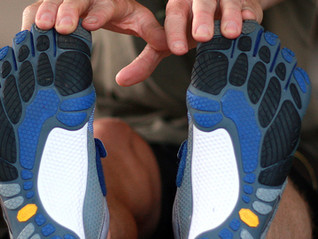 Barefoot running shoe company sued in the U.S.A