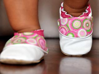 Free foot checks for all children under 2!