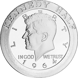 JFK Silver Rounds