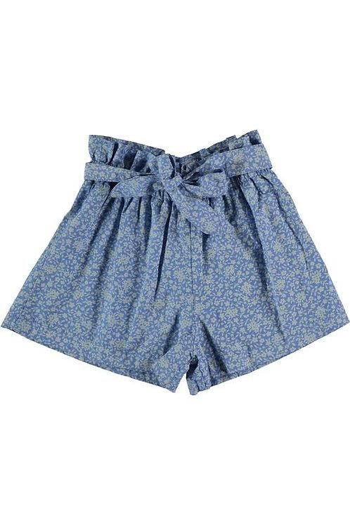 KIDS short royal blue