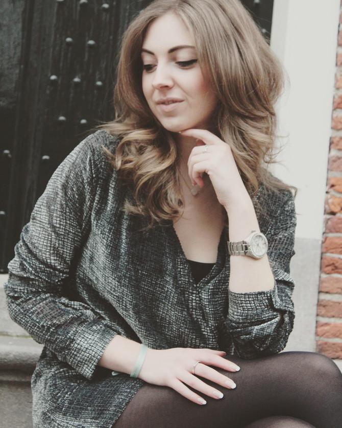 NYE hair & OOTD! | L'Oréal