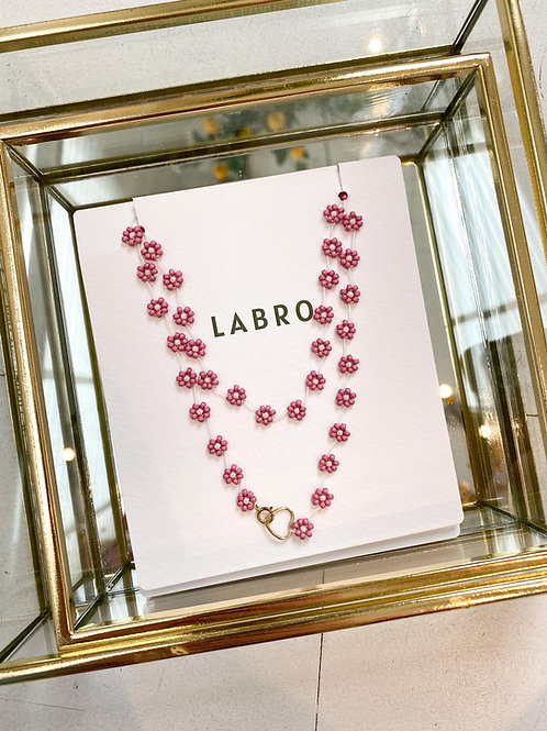 Necklace FIOIRI Atelier Labro
