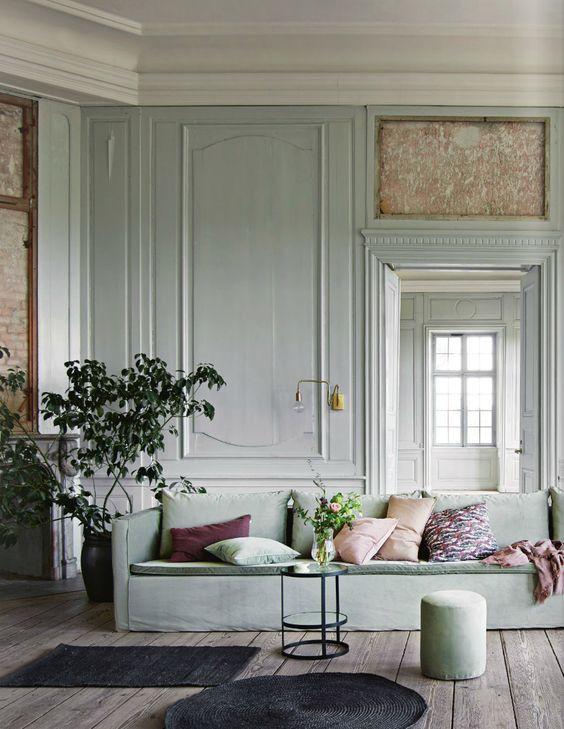 5X living room inspiratie