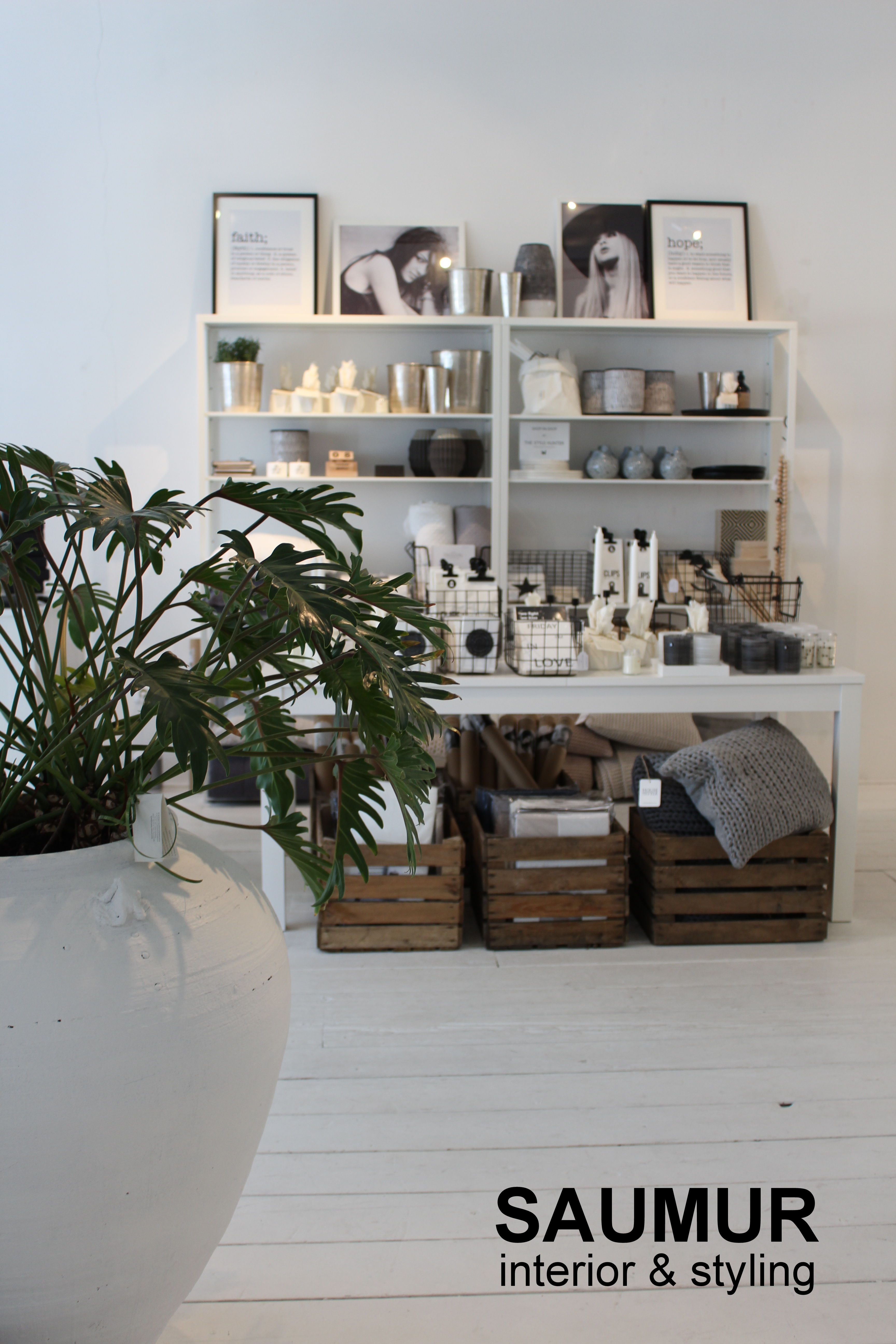 Fotoreportage voor LILA the store
