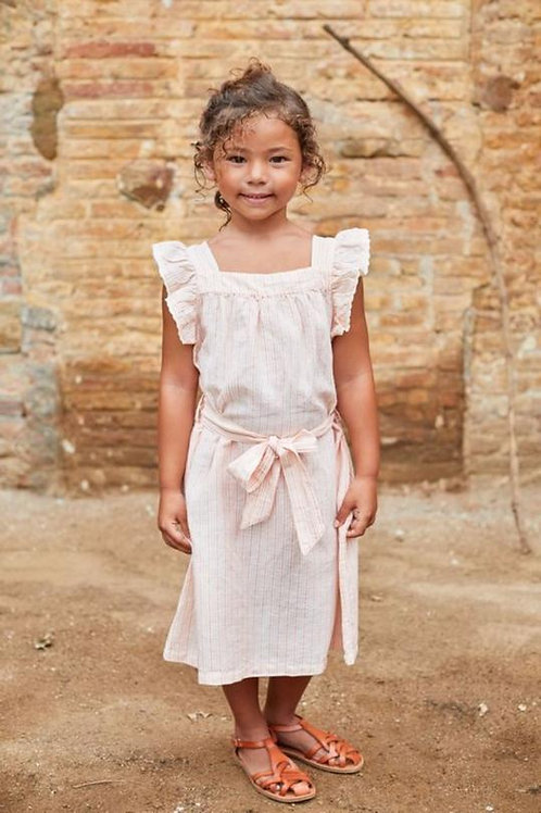KIDS dress ruffles