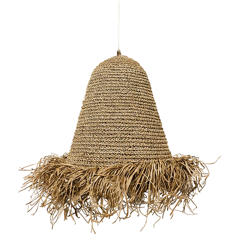Hanglamp ruffel