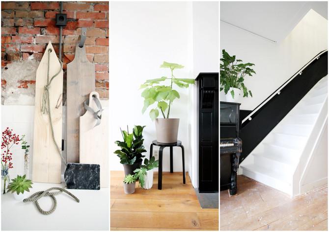 BINNENKIJKER: Stoer, modern Scandinavisch interieur