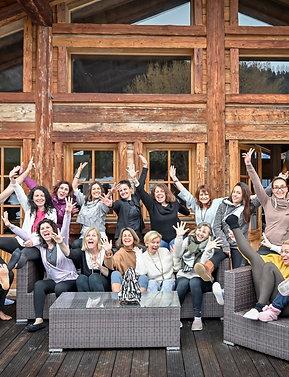 """Stage de Yoga """"L'appel de la montagne"""" Praz sur Arly - 18 au 21 mars 21"""
