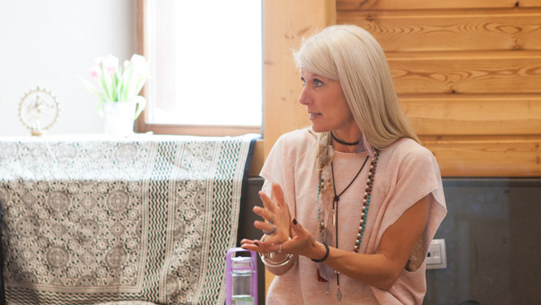 Formation de Yoga certifiant, Mineral Lodge, Savoie: du 14 au 17 juin 2018