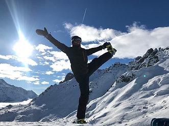 "Stage de Yoga ""Awake""  Praz sur Arly 24 - 27 mars 2022"