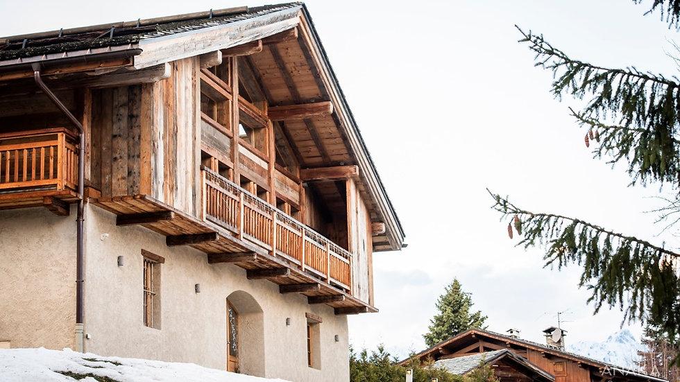 L'Appel de la Montagne, Saint Gervais, du 6 au 9 Février 2020