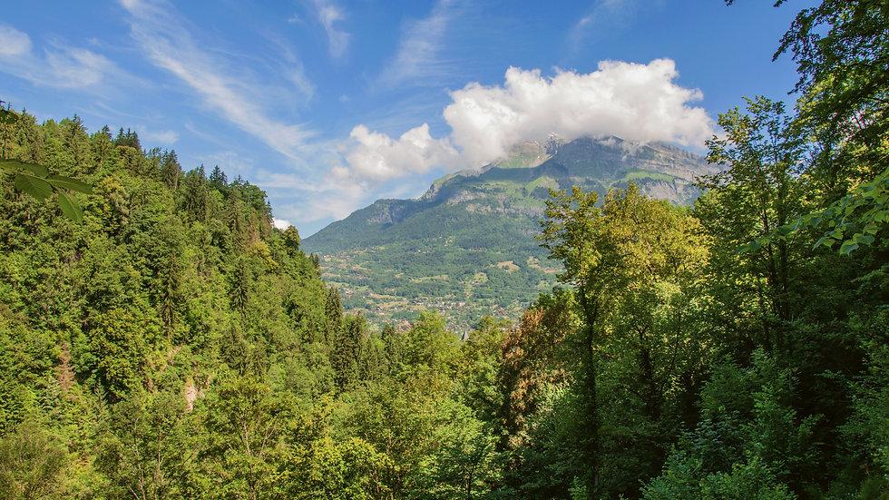 Yoga & Montagne, Saint Gervais, du 13 au 15 Septembre 2019