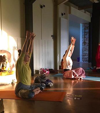 Stage Yoga Traditionnel, Plottes Bourgogne du Sud, 4 - 7 novembre 21