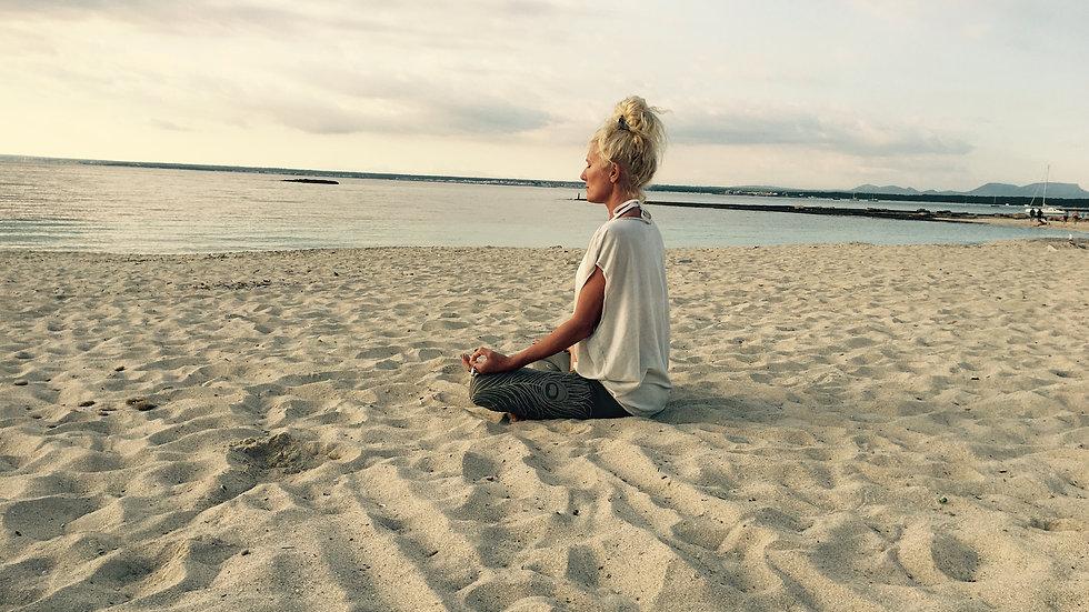 """Stage de Yoga : """"Chakras et éléments"""", St Jean de Luz, du 8 au 12 août 20"""