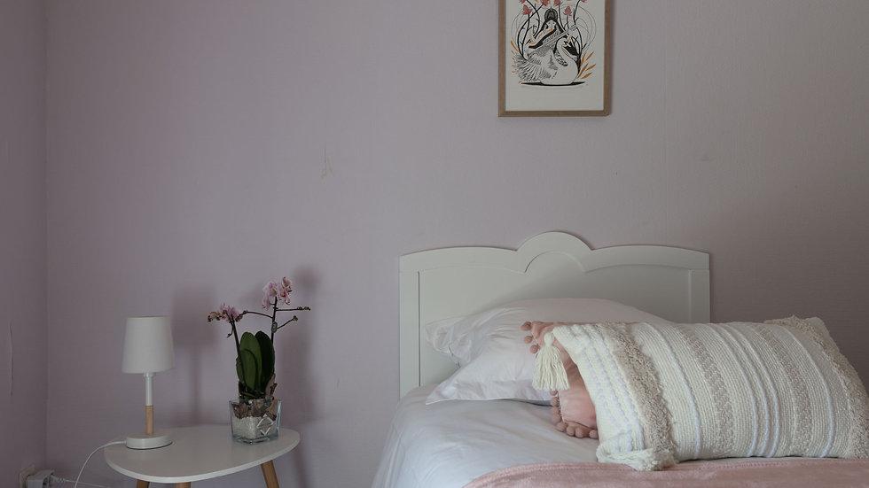 Nuit(s) supp. sans pension, chambre Single, salle de bains à partager