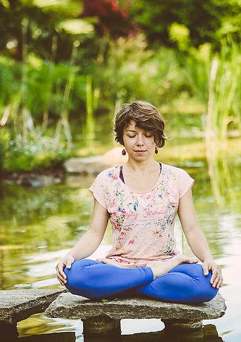 Stage Yin Yoga & Mindfulness - Sud Cévennes 28-30 août 2020