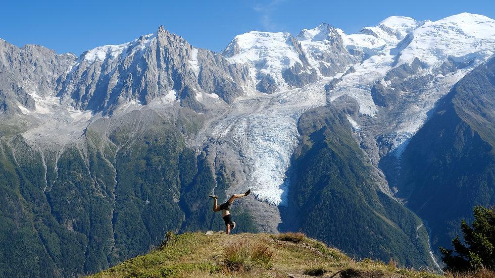 Awake! Yoga Montagne, Saint Gervais, du 21 au 24 mai 2020