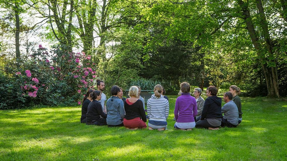 Retraite de Yoga, Cuisery, Bourgogne: du 30 avr. au 3 mai 2020