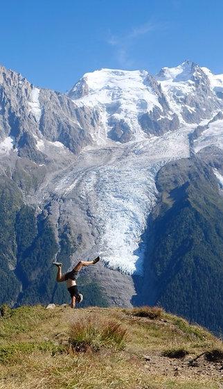 "Yoga & Montagne, ""Awake"" Praz-sur-Arly du 21 au 26 août 2021"