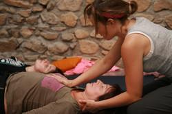 Holo Energy, Stage de Yoga