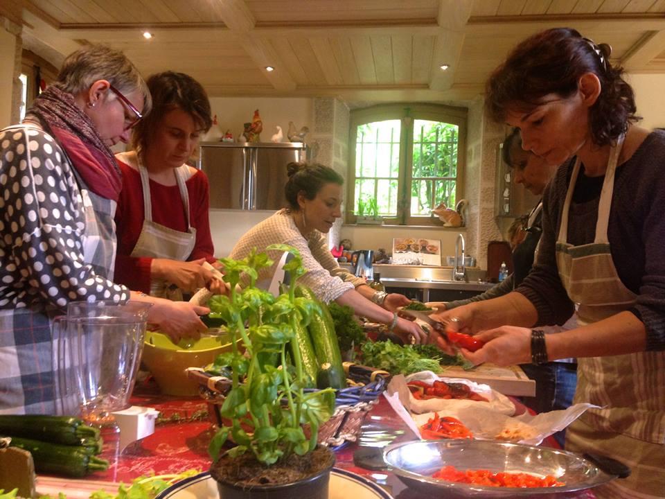 Atelier cuisine Vitalitée