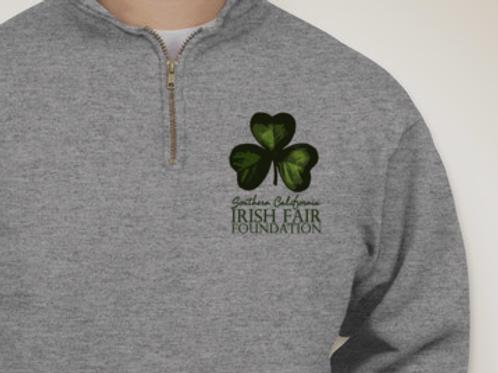 Shamrock IFF Half Zip Sweatshirt