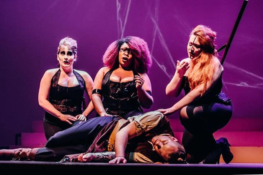 Die Zauberflöte with UNC Opera Theatre 2018