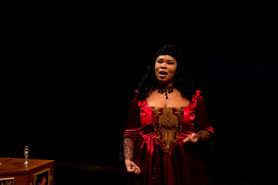 Le Nozze di Figaro with Simpson College Opera 2016